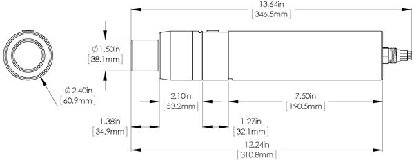 831L Pipe Profiling