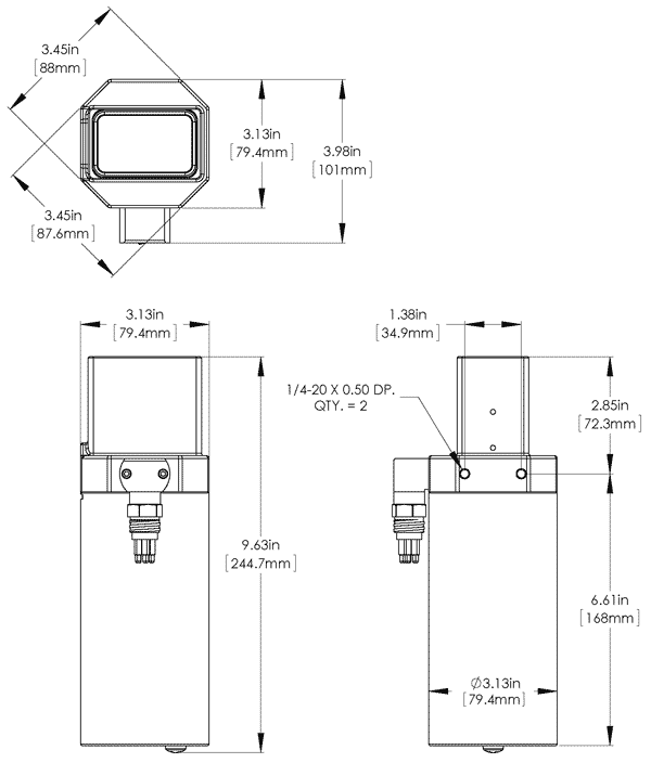 837A-000-404 Delta T