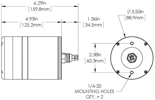 862 Analog Altimeter