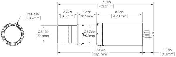 881A-GS 10000 m Imaging