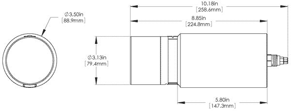 881L 6000 m Imaging