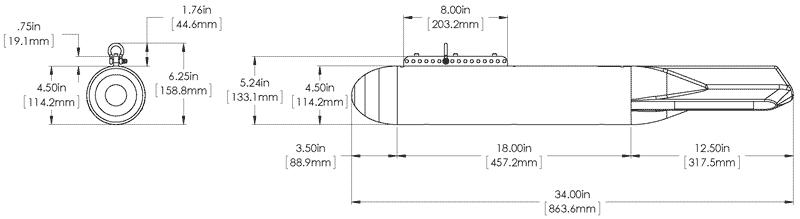 SportScan Sidescan Sonar